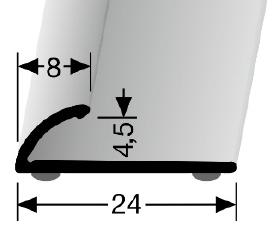 Abschlussprofil (380SK) selbstklebend