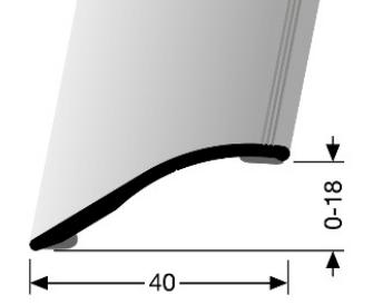 Anpassungsprofil (248SK) selbstklebend