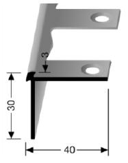 Biegbares Treppenkantenprofil (871EB)