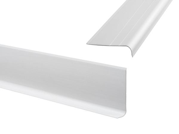 PVC - Hohlkehlsockelleiste (100/30)