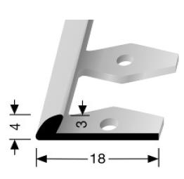 Einfach biegbares Abschlussprofil (357EB)