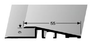 Rampenprofil (270-NU) ungebohrt