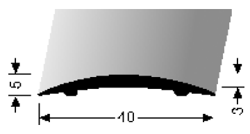 Übergangsprofil (462SK) selbstklebend