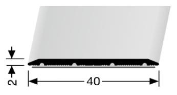 Übergangsprofil (441SK) selbstklebend