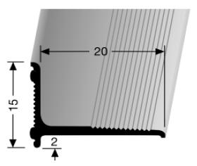 Wandabschlussprofil (369SK) selbstklebend