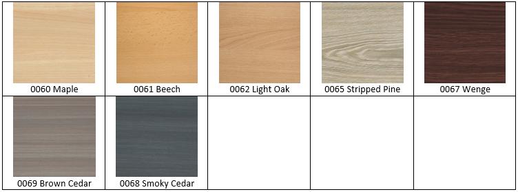 Kollage-Farben-Holzoptik