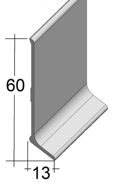 Aluminium Sockelleiste (60/13)