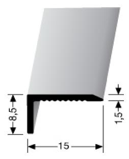 Winkelprofil (238U) ungebohrt