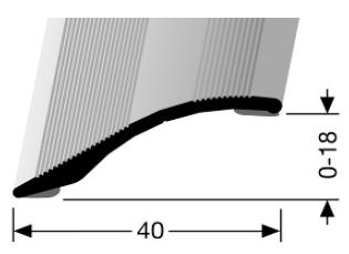 Anpassungsprofil (247SK) selbstklebend