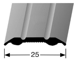 Übergangsprofil (230SK) selbstklebend