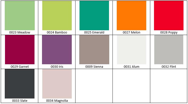 Kollage-Farben-Kantenschutz
