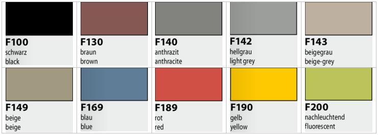Kollage-Alle-Farben-Vorlage