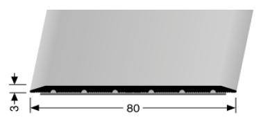 Übergangsprofil (444SK) selbstklebend