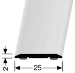 Übergangsprofil (442SK) selbstklebend