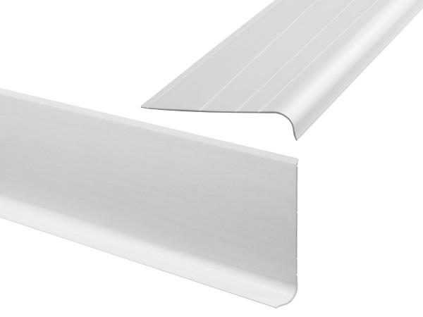 PVC - Hohlkehlsockelleiste (150/30)
