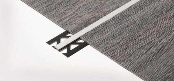 PVC-Bewegungsfugenprofil, 3,0 mm